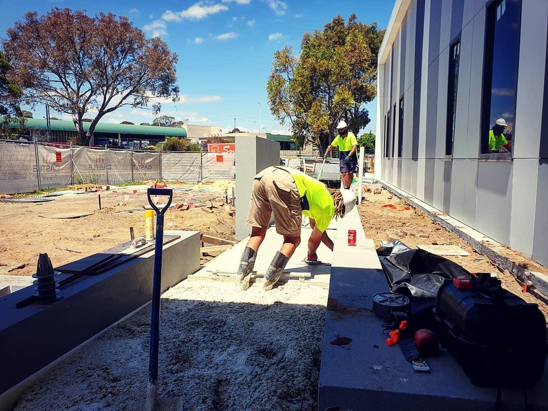 homebuilder new home concrete